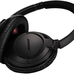 Around-ear headphones